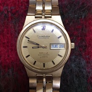 Vintage  Omega Constellation Chronometer watch
